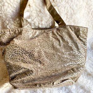 Betsey Johnson Bags - Betsey Johnson Betseyville Animal Print tote Bag